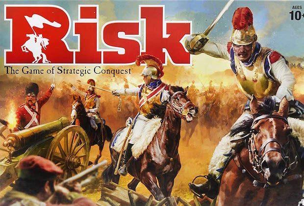 Risk Board Game pour devenir une série télévisée du créateur de House of Cards