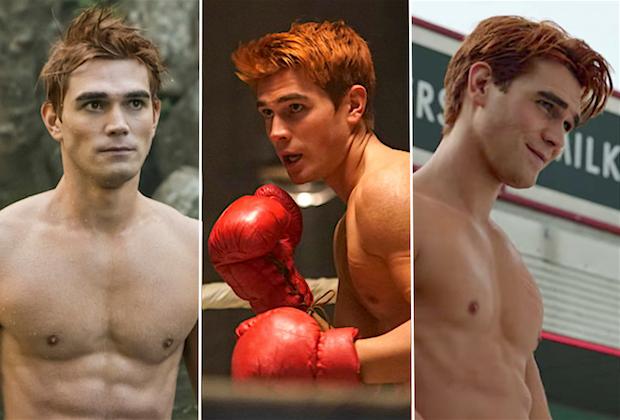 Riverdale: 22 excuses fragiles que le spectacle a utilisées pour enlever la chemise d'Archie