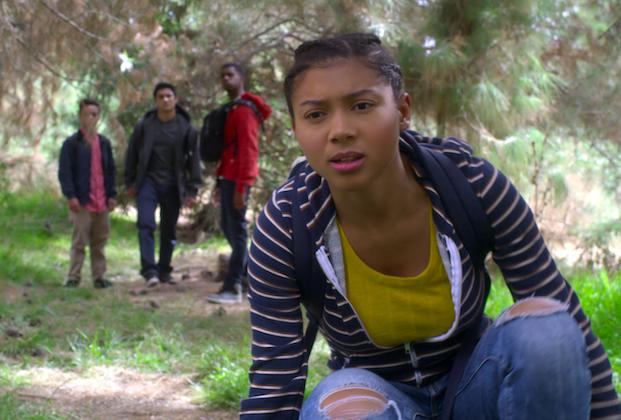 Sur mon bloc renouvelé pour la quatrième et dernière saison sur Netflix