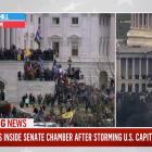 `` This Is Sedition '', une tentative de `` coup d'État '': Cable News se démène pour couvrir la manifestation de DC et la prise du Capitole américain