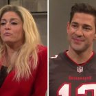 Vidéo SNL: John Krasinski est Tom Brady, Cecily Strong est Marjorie Taylor Greene dans 'What Still Works?'  Ouvert à froid