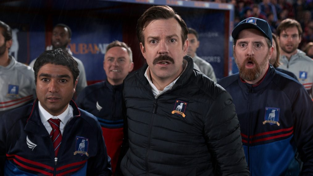 Ted Lasso Nick Mohammed Jason Sudeikis