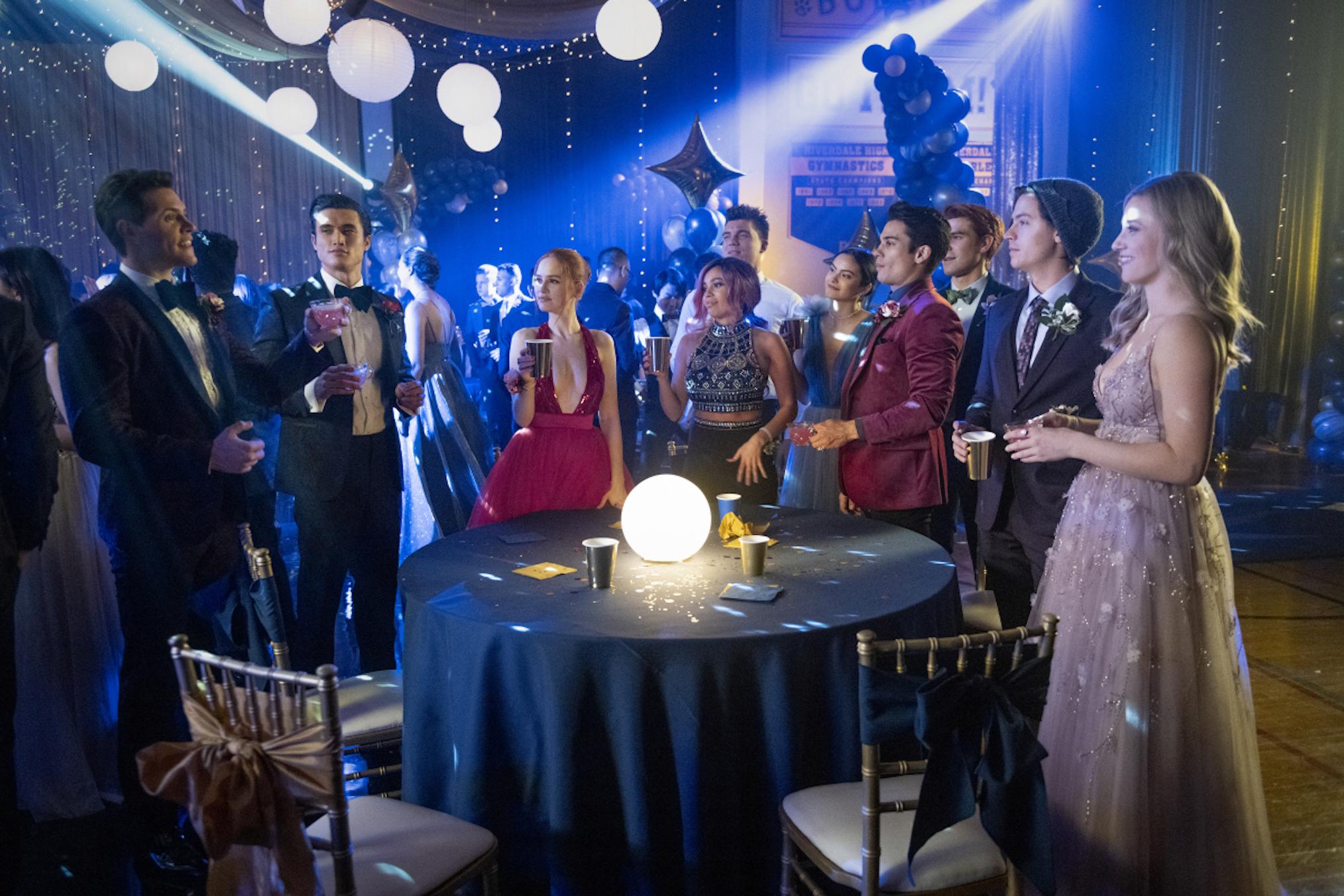 Riverdale Saison 5 Prom
