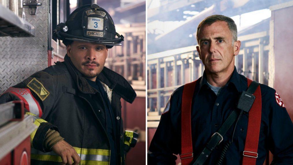 Joe Minoso et David Eigenberg de Chicago Fire décomposent cet épisode intense et les nouvelles de Cruz