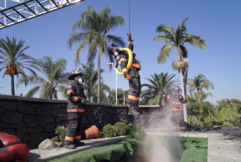 Marjan Volcano Rescue 911 Lone Star