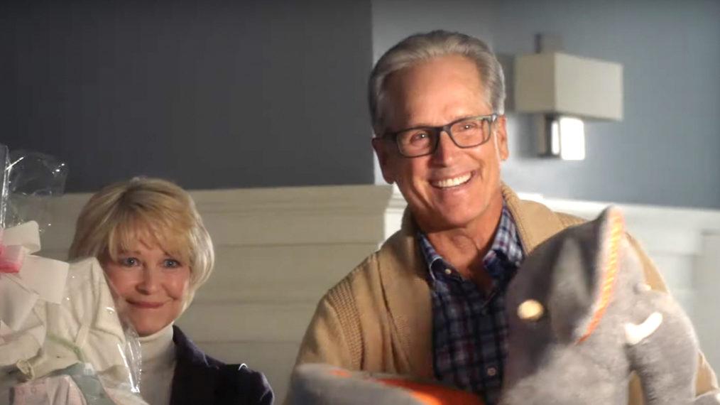 « 9-1-1 »: les surnoms rendent les choses gênantes lorsque les parents de Maddie et Buck visitent (VIDEO)