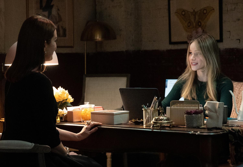 Jessica Ainsley Prodigal Son saison 2 épisode 5