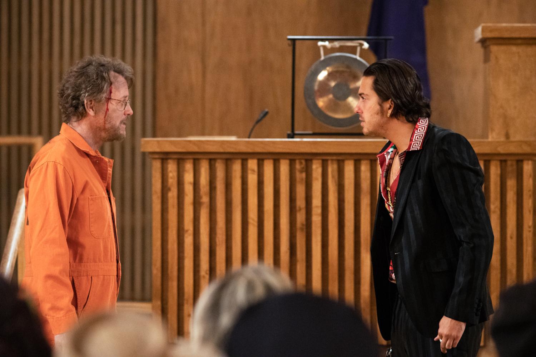 Greg Kinnear Nat Wolff The Stand Episode 8 Glen Lloyd