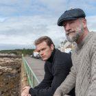 Men in Kilts: notez la première de la série de voyages écossais de Two Outlander Stars