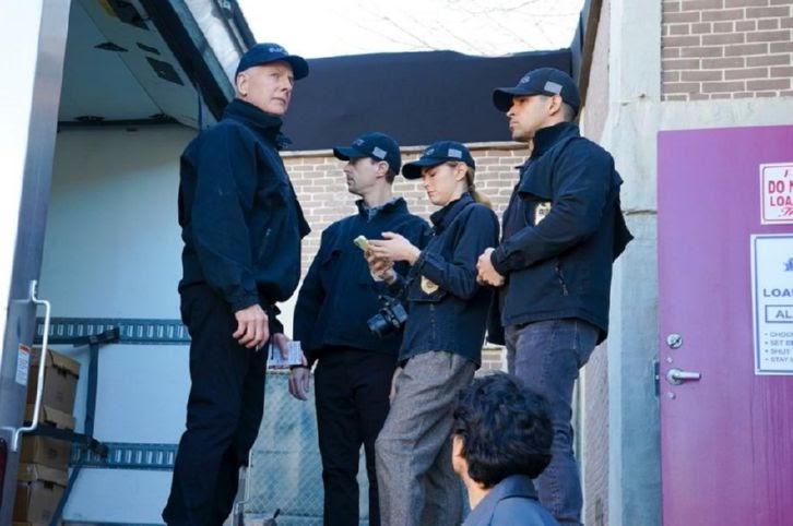 NCIS – Episode 18.09 – Winter Chill – Communiqué de presse