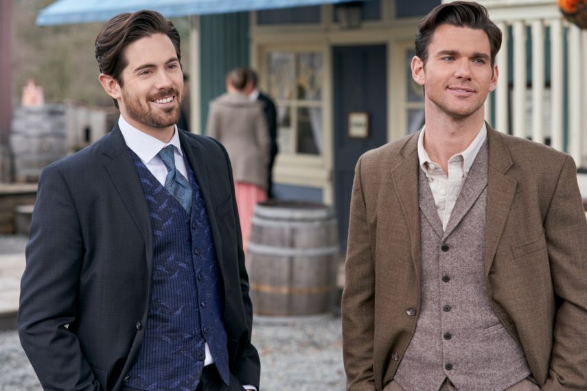 Quand appelle le cœur, Chris McNally, Kevin McGarry