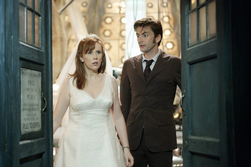 Docteur Who - Catherine Tate, David Tennant
