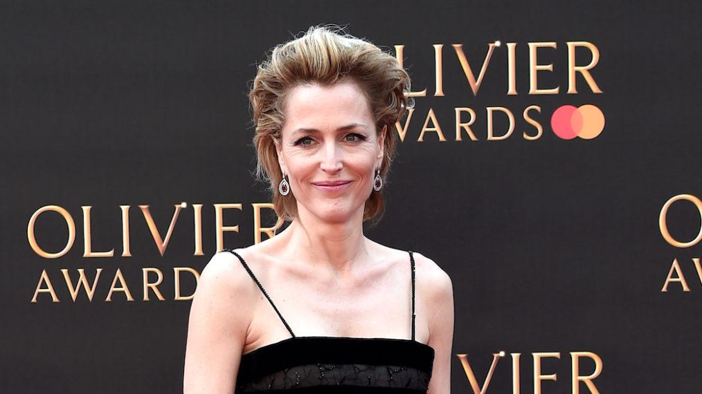 La première dame ajoute Gillian Anderson dans le rôle d'Eleanor Roosevelt