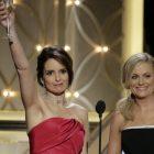 Regardez les monologues d'ouverture impeccables de Tina Fey et Amy Poehler sur le passé des Golden Globes
