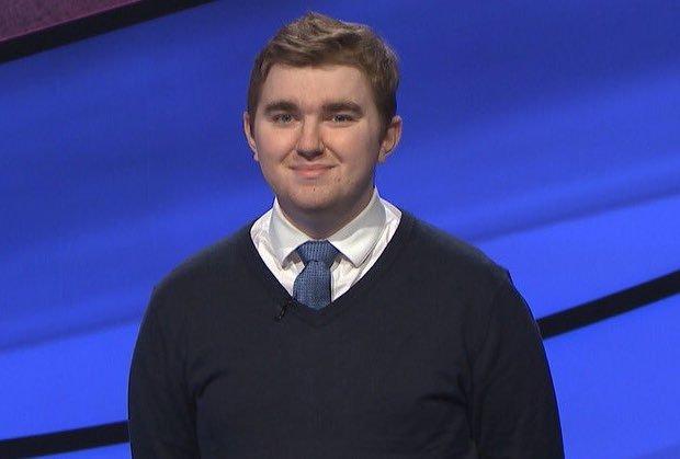 Brayden Smith de Jeopardy!, Le dernier champion à 5 reprises de Trebek Era, mort à 24 ans