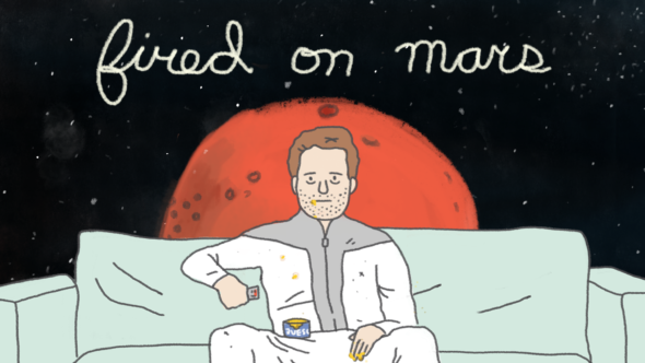 Tiré sur l'émission télévisée Mars sur HBO Max: annulé ou renouvelé?