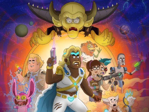 Farzar: Netflix commande une série animée de science-fiction aux créateurs de Paradise PD
