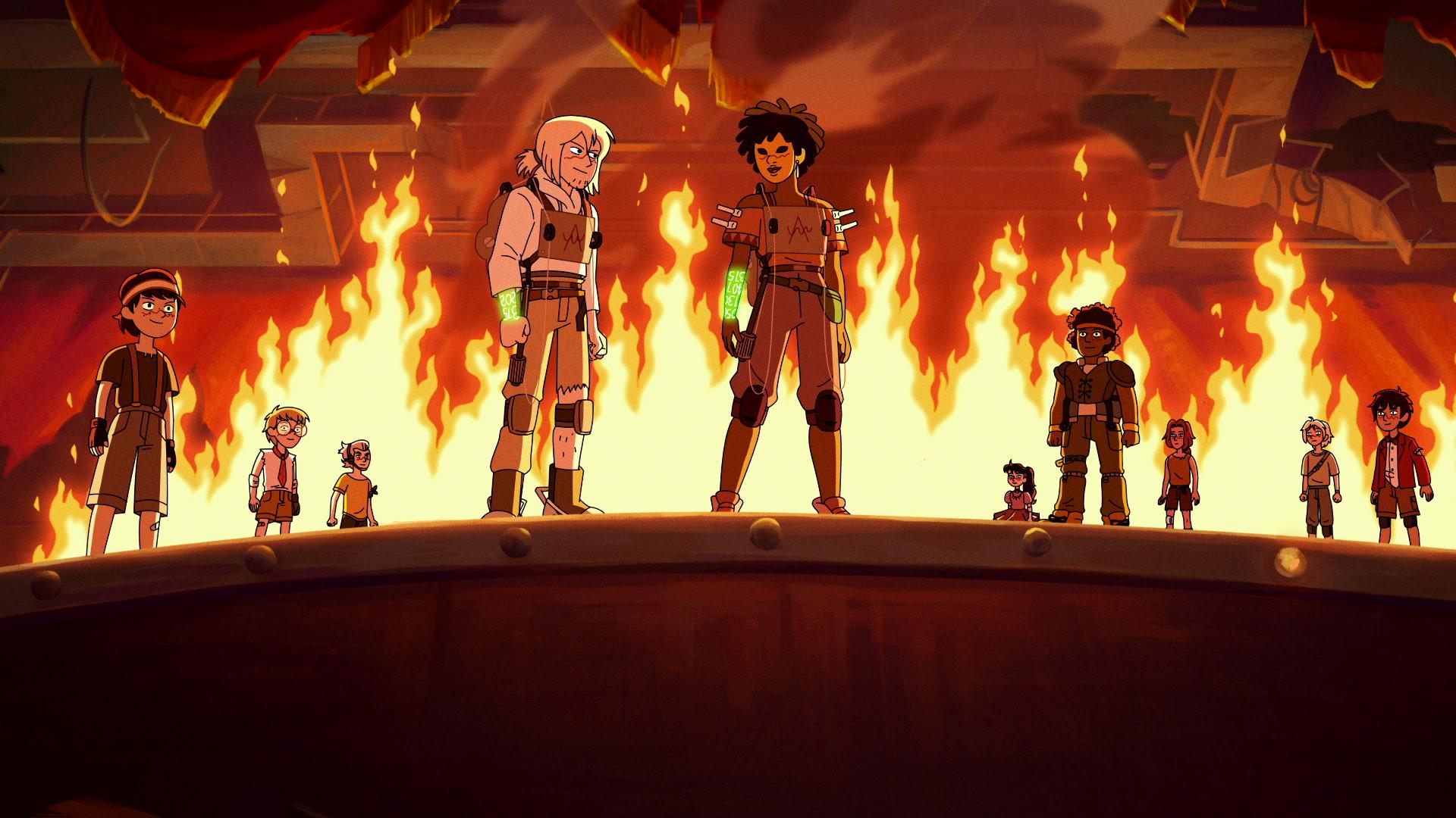 Gremlins, Craig of the Creek, Infinity Train, Jade Armor, Ben 10: HBO Max annonce des plans de programmation animés