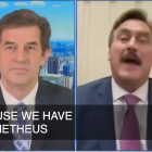 Newsmax annule le PDG de MyPillow pendant le segment Cancel-Culture et la vidéo est absolument géniale - Regardez