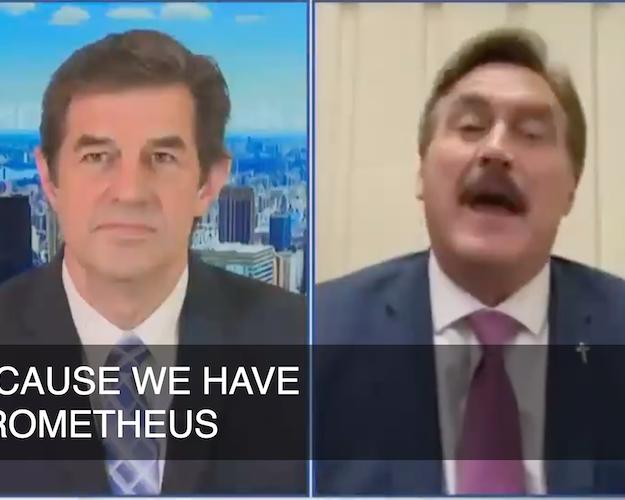 Newsmax annule le PDG de MyPillow pendant le segment Cancel-Culture et la vidéo est absolument géniale – Regardez