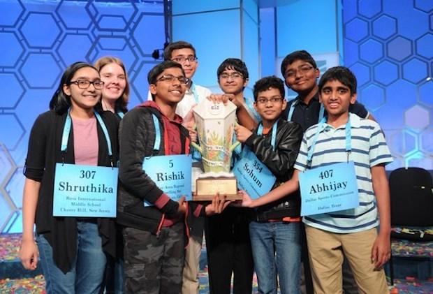 Scripps National Spelling Bee revient, avec le championnat en personne sur ESPN