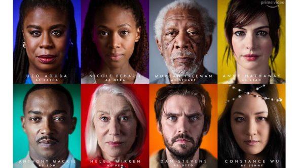 Solos: Morgan Freeman, Anne Hathaway, Helen Mirren et d'autres rejoignent la série Amazon