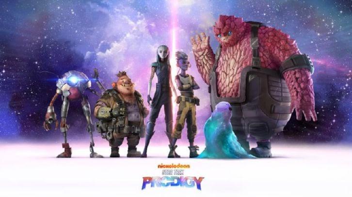 Star Trek: Prodigy – passe de Nickelodeon à Paramount +