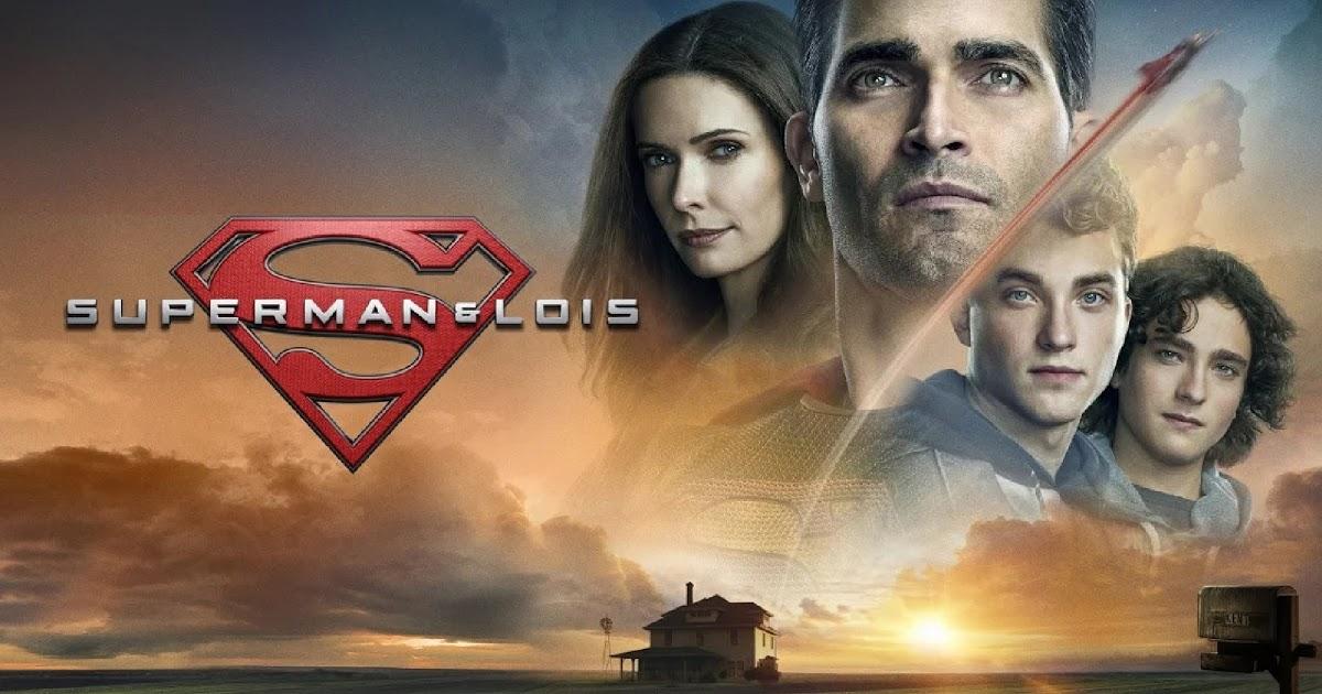 Superman & Lois – Le réseau CW diffusera une coupe étendue des épisodes de la saison 1