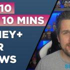 Top 10 des émissions à venir sur Disney + STAR (en moins de 10 minutes)