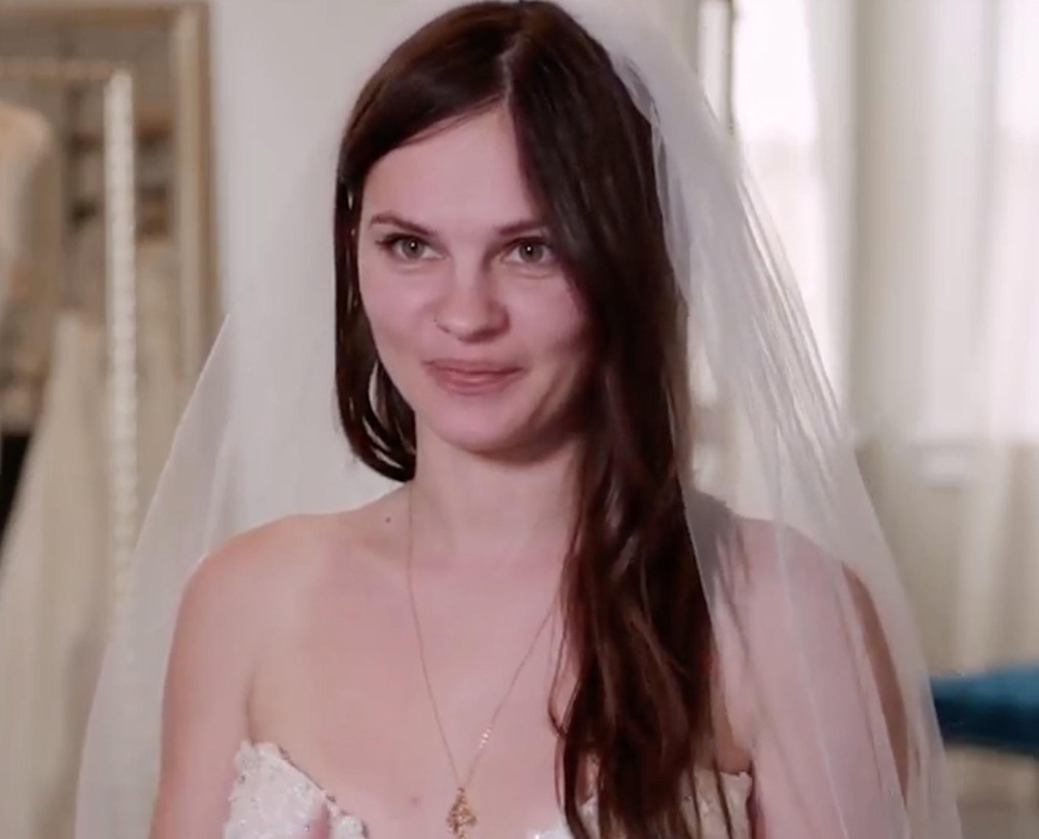 Julia, robe de mariée, mariage, fiancé de 90 jours