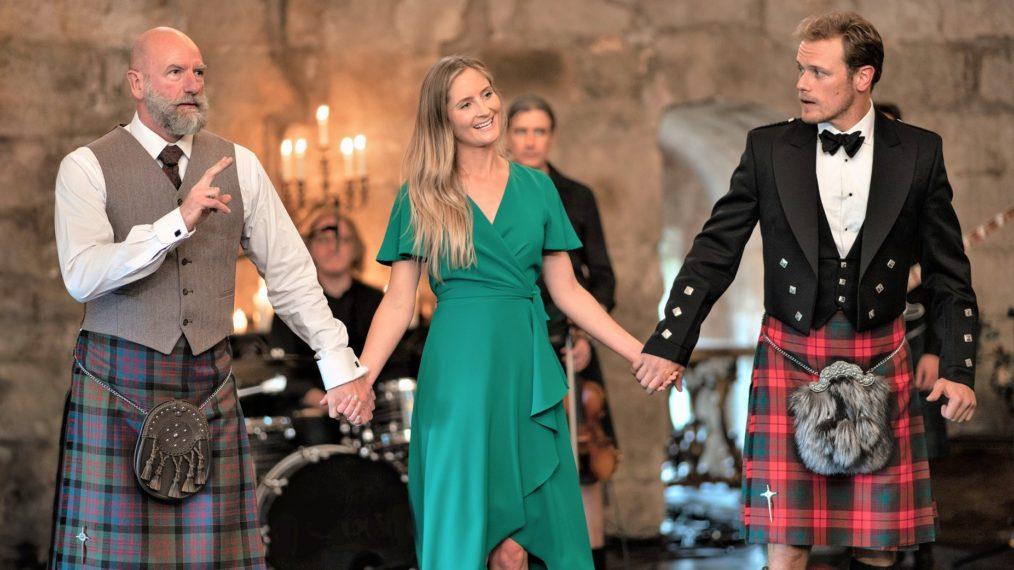 « Men in Kilts »: Sam et Graham parlent de « Outlander », plus Do a Little Song and Dance (RECAP)