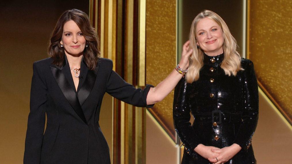 Monologue des Golden Globes 2021: Comment Tina Fey et Amy Poehler ont-elles fait des côtes opposées?