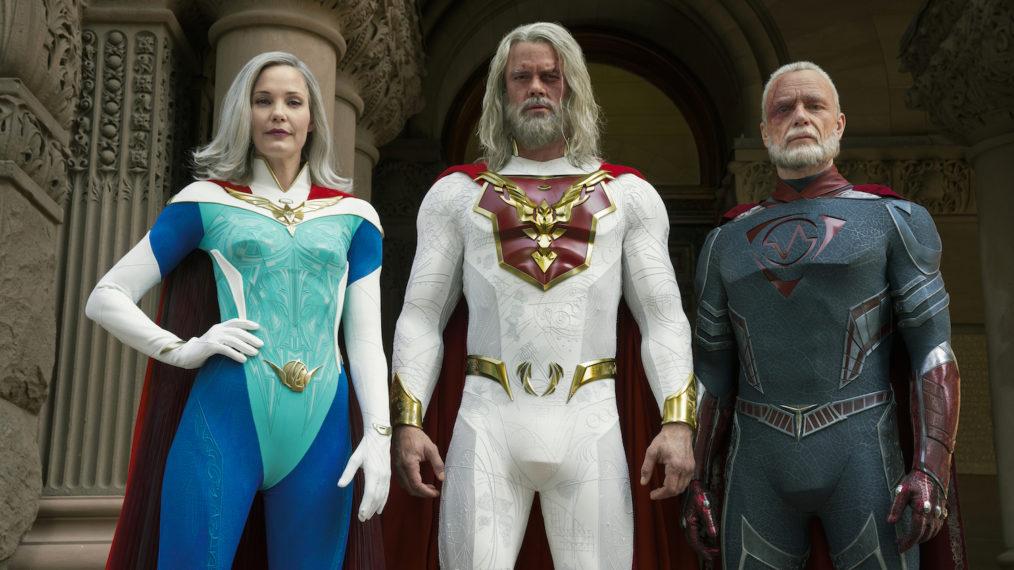 Le teaser 'Jupiter's Legacy' fait passer les personnages de la bande dessinée à l'écran (VIDEO)