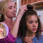 Taylor Swift ne rit pas d'une blague `` profondément sexiste '' à propos du chanteur sur `` Ginny & Georgia ''