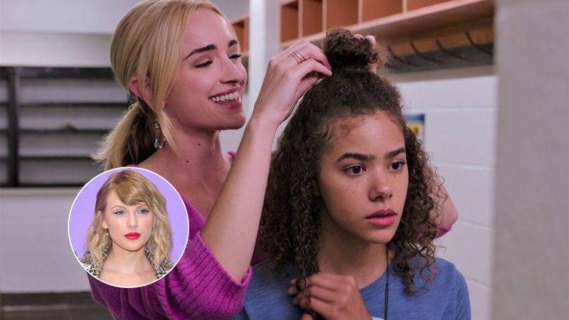 Taylor Swift ne rit pas d'une blague « profondément sexiste » à propos du chanteur sur « Ginny & Georgia »