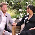Oprah dit `` pas de sujet hors limites '' lors du premier regard sur l'interview du prince Harry et de Meghan Markle (VIDEO)