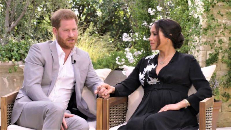 Oprah dit « pas de sujet hors limites » lors du premier regard sur l'interview du prince Harry et de Meghan Markle (VIDEO)