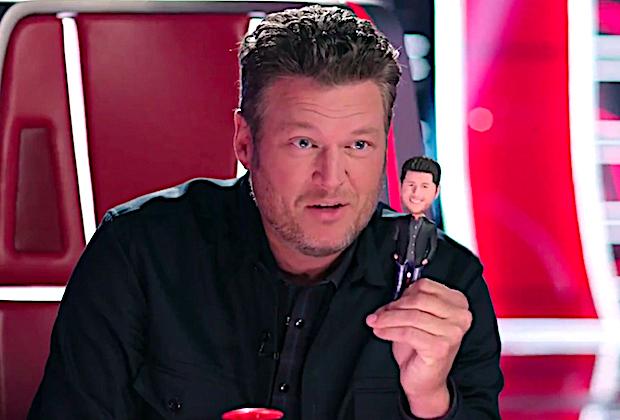 La voix: Laquelle des auditions de Night 2 vous met la tête, Um, Bobbling?
