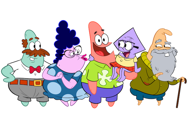 Patrick Star Show: Deuxième spin-off de SpongeBob commandé chez Nickelodeon
