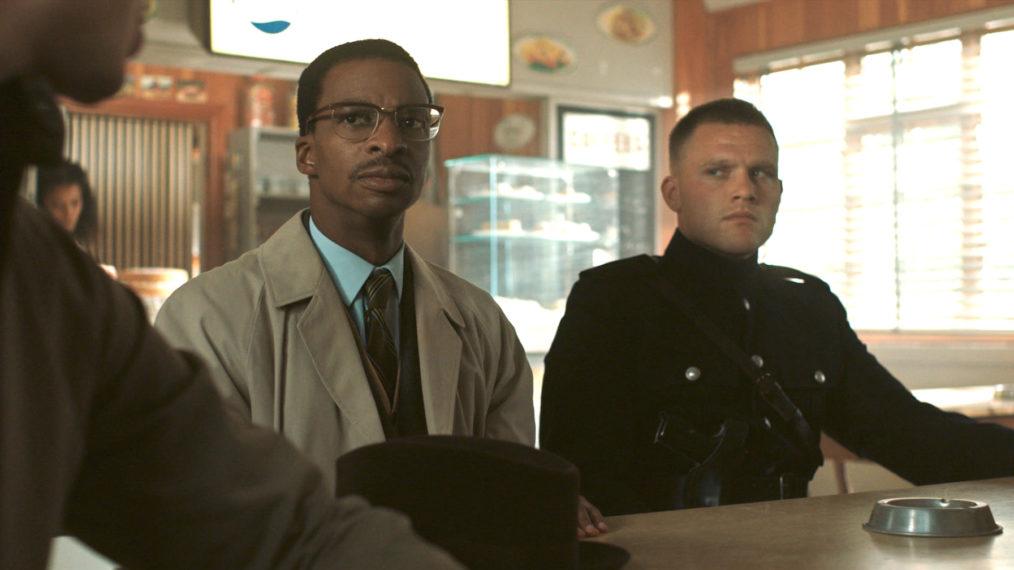 Simon Manyonda parle d'amener Lucious Fox dans le monde de 'Pennyworth' (vidéo)