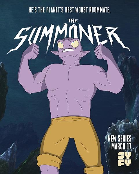 L'émission Summoner TV sur SyFy: annulée ou renouvelée?