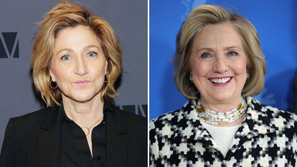 Edie Falco joue le rôle d'Hillary Clinton dans « Impeachment: American Crime Story » de FX