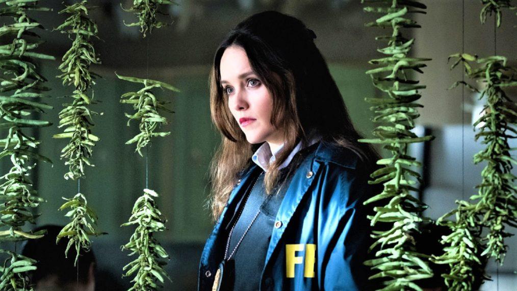 Demandez à Matt: Est-ce que la star de Clarice, Rebecca Breeds, prend une page du livre de Jodie Foster?