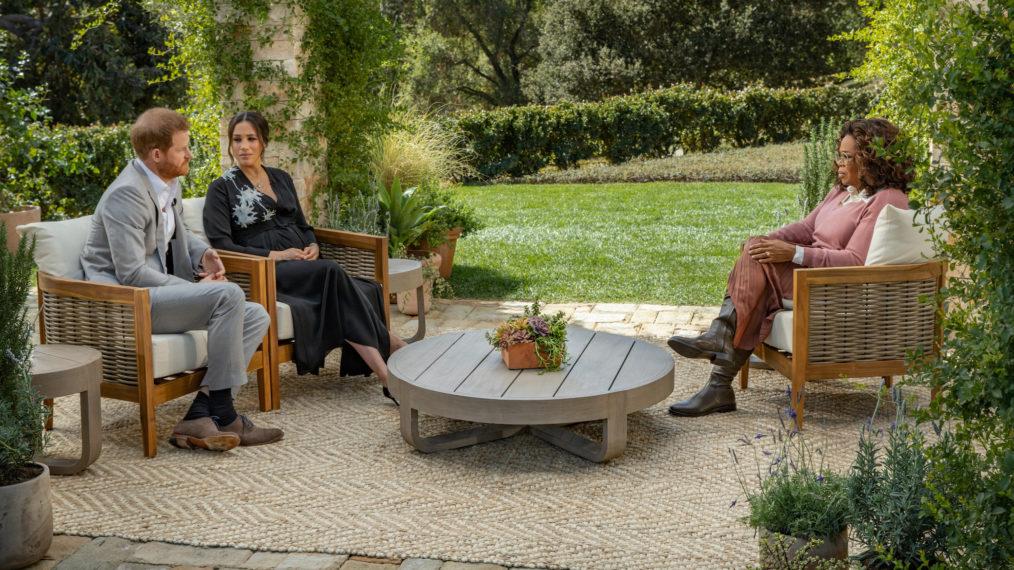 Dans une interview triomphante d'Oprah, Meghan et Harry s'expriment enfin