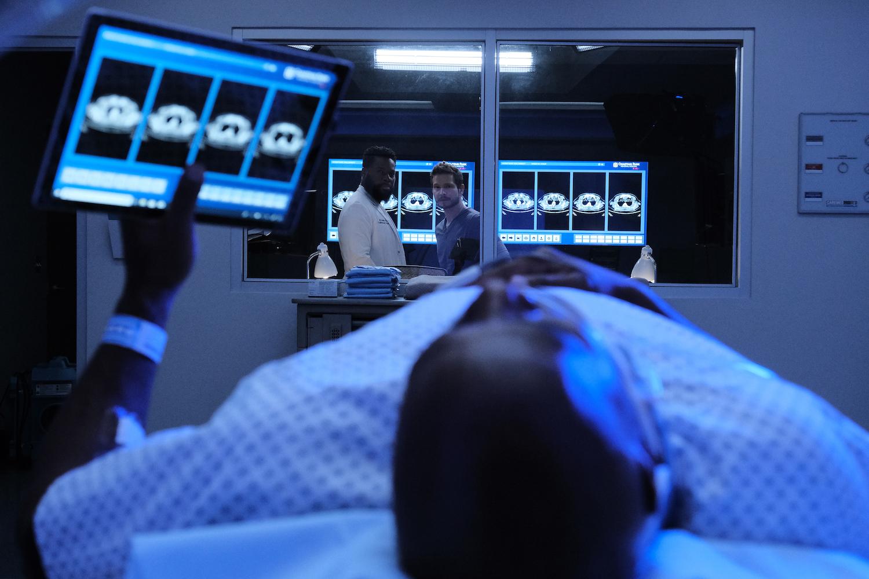 Le patient résident de Caïn scanne la saison 4