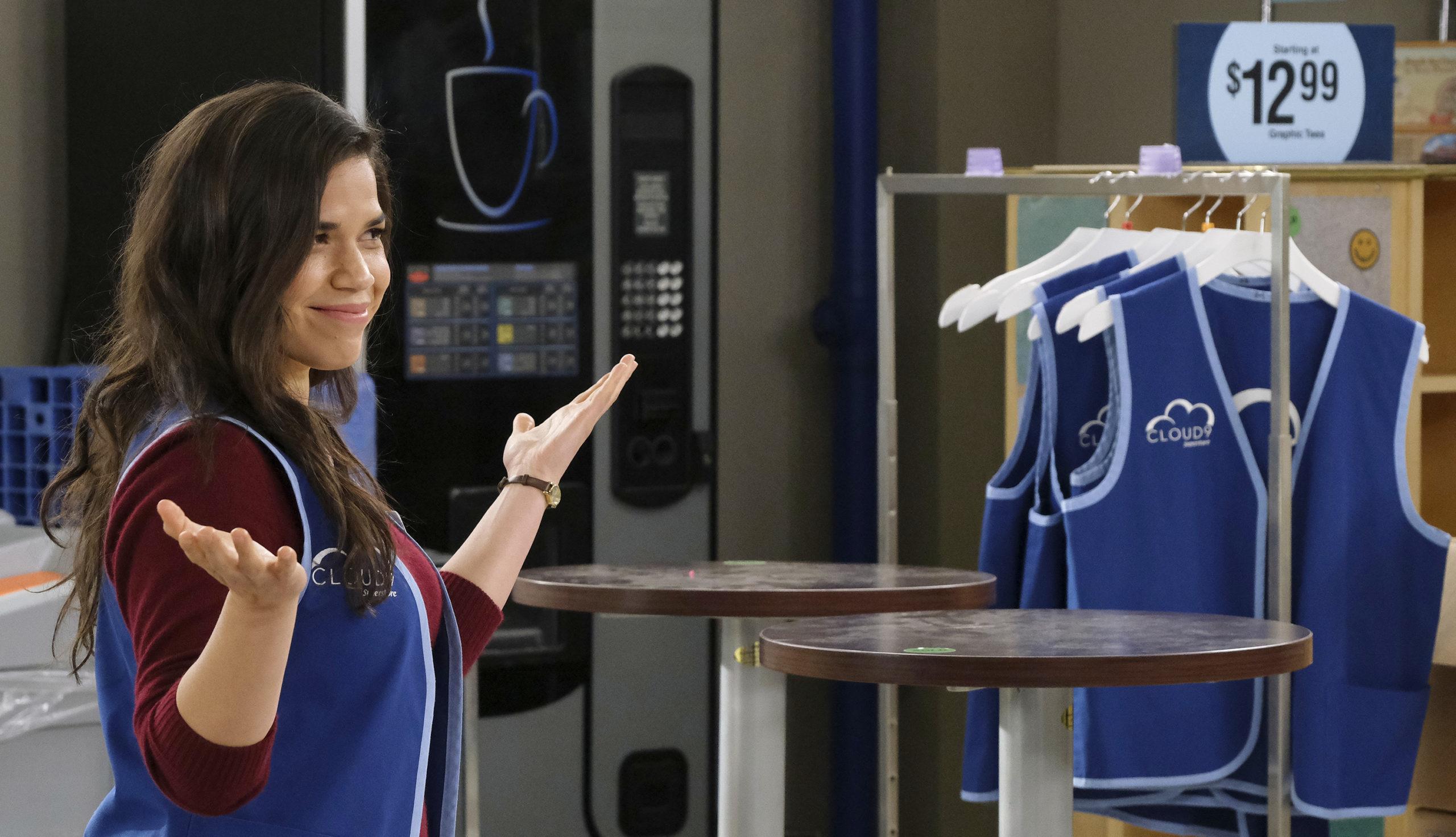 Superstore: Saison six;  America Ferrera de retour pour la finale de la série NBC