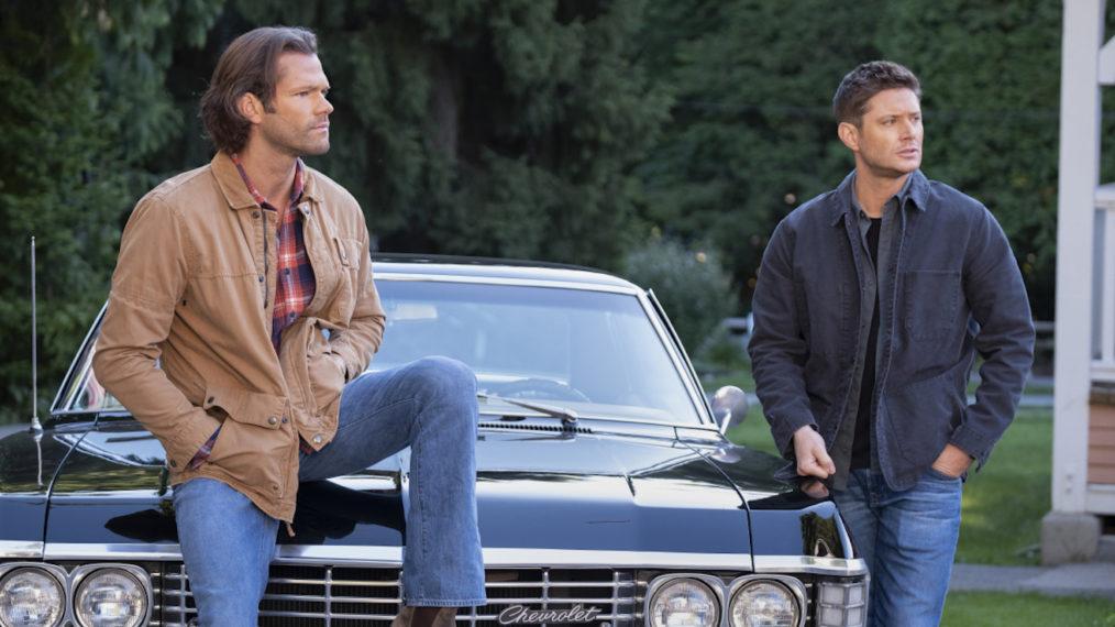 La fin originale de la finale « surnaturelle » a été révélée pour avoir un paradis différent pour Sam & Dean