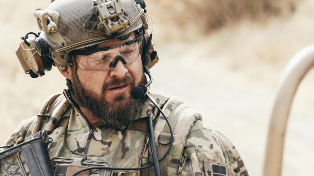 La star de «SEAL Team», AJ Buckley, sur le rétablissement de Sonny, et comment le drame «devient très» quelques bons hommes «