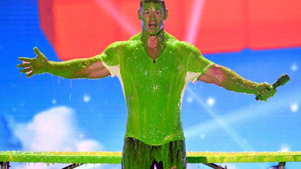 Meilleurs moments des 'Kids' Choice Awards ', de John Cena et Britney Spears à Michelle Obama