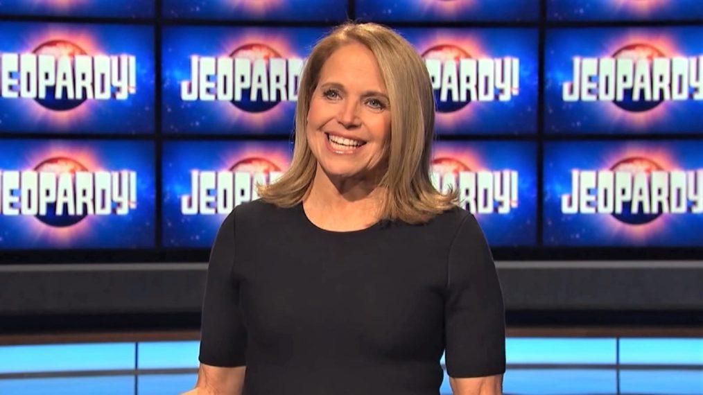 Comment pensez-vous que Katie Couric se comporte en tant que « Jeopardy! »  Invité?  (SONDAGE)
